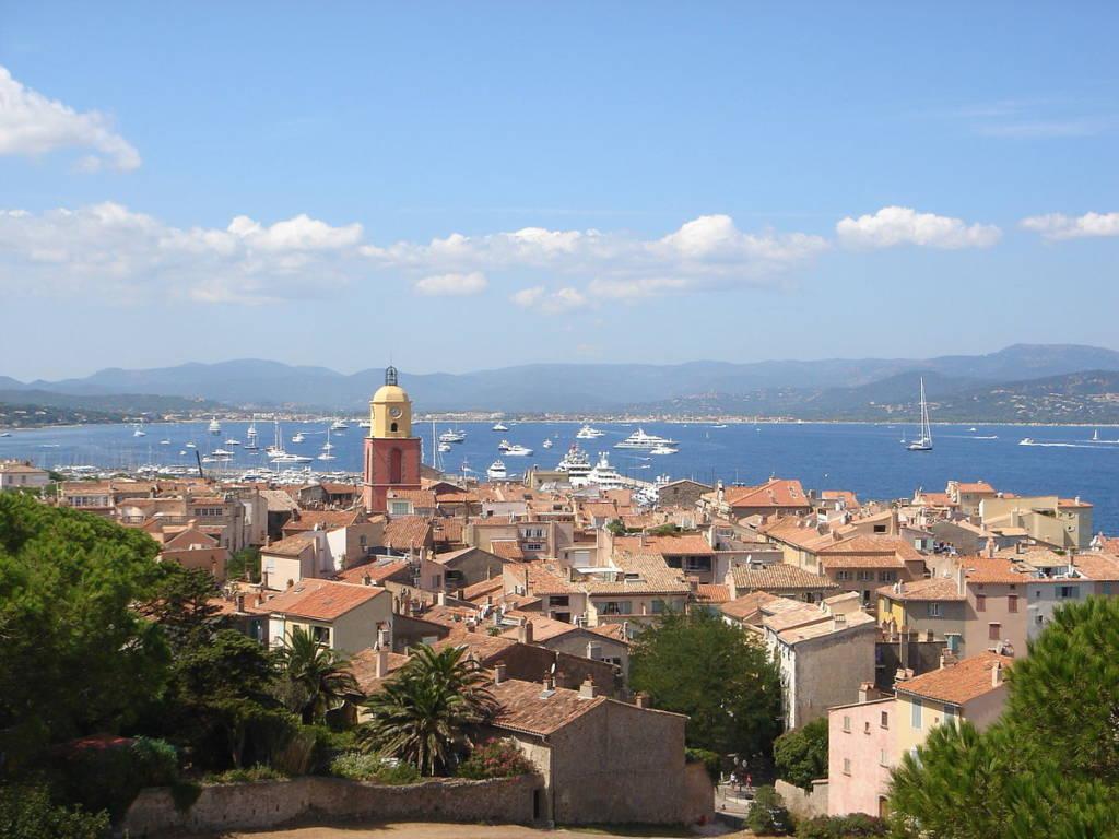 Visite Saint-Tropez Camping Les Pins Parasols