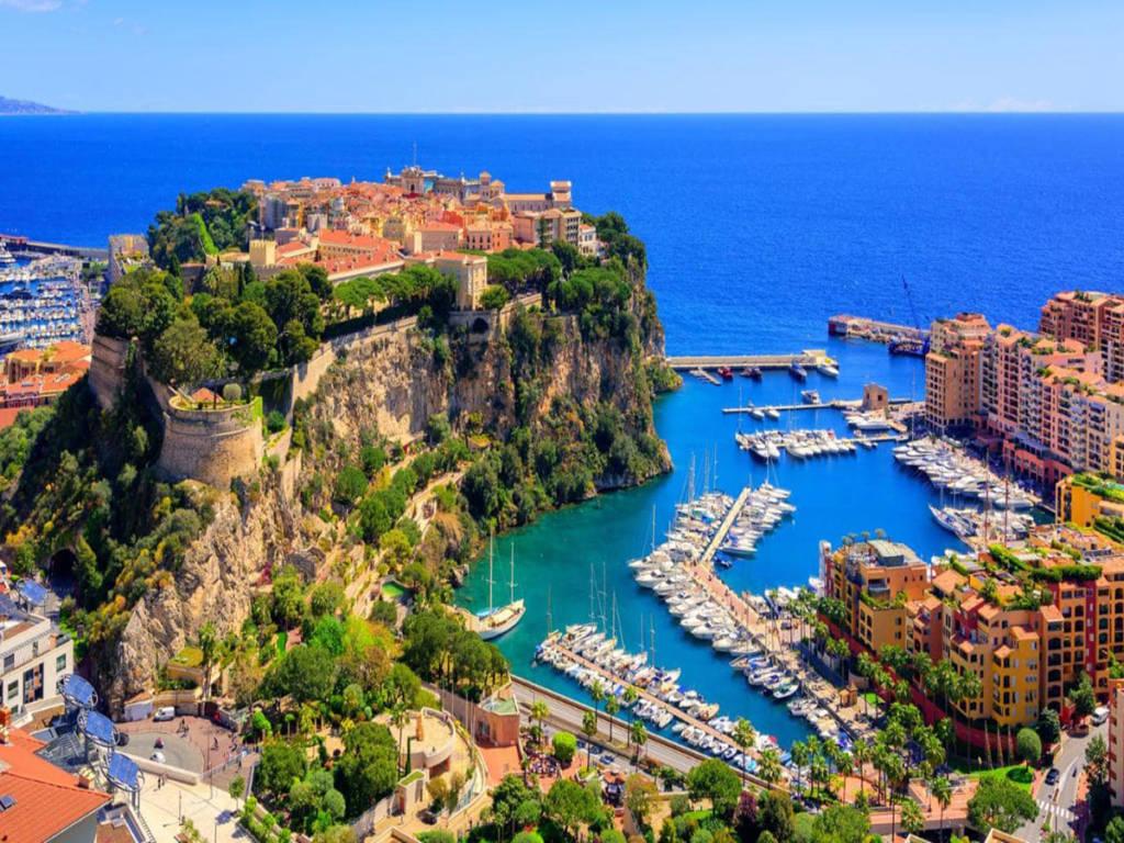 Visite Monaco Camping Les Pins Parasols